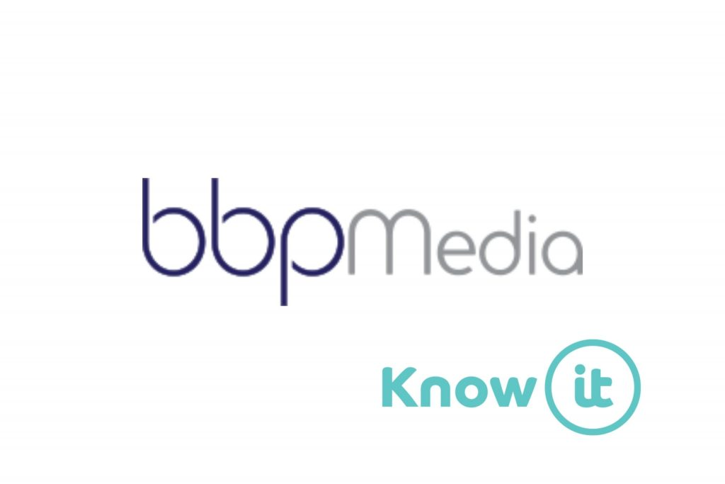 Image with Know-it logo and BBP logi