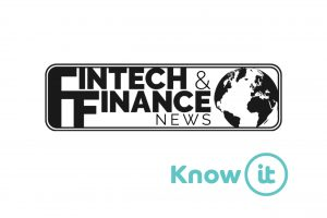 Image with Know-it logo and Fintech & Finance Logo