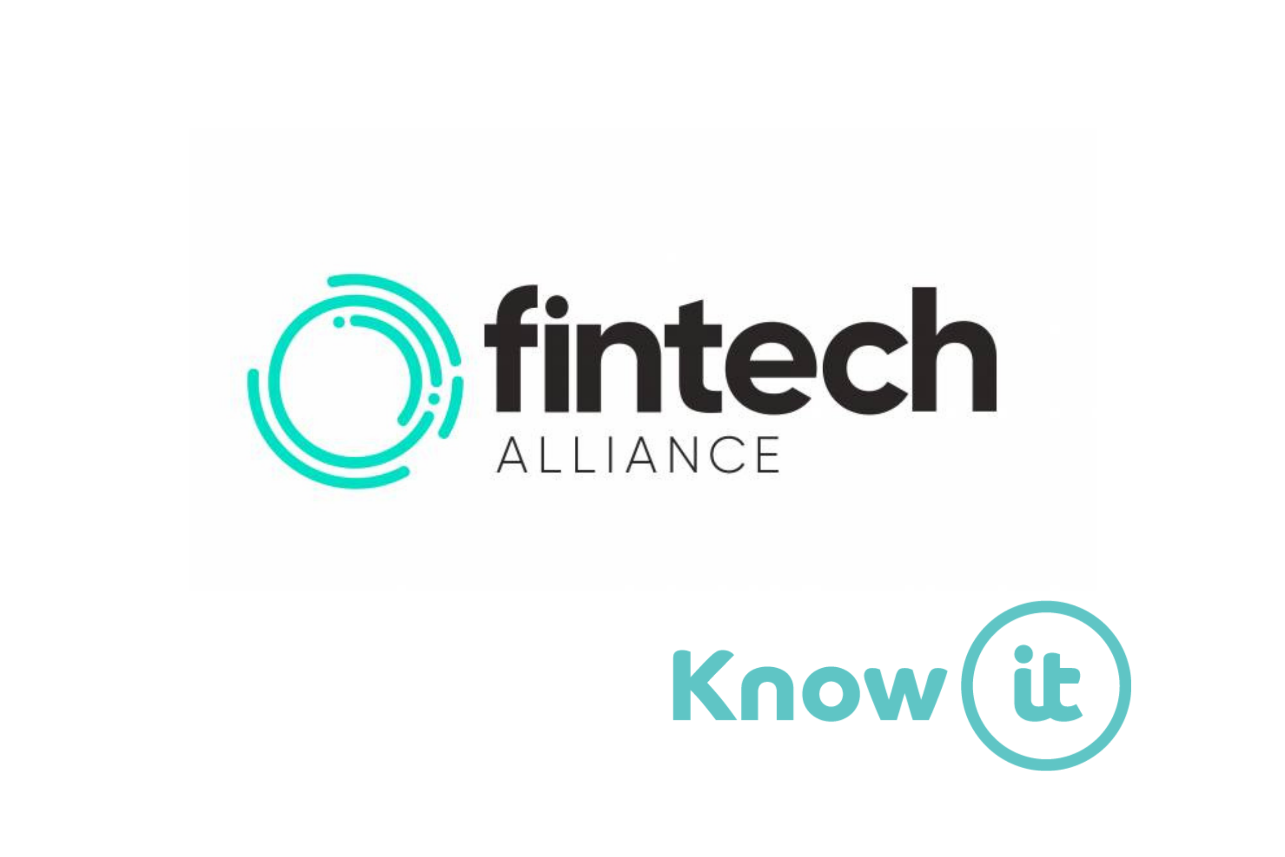 Graphic for recent news article from Fintech Alliance about Know-it