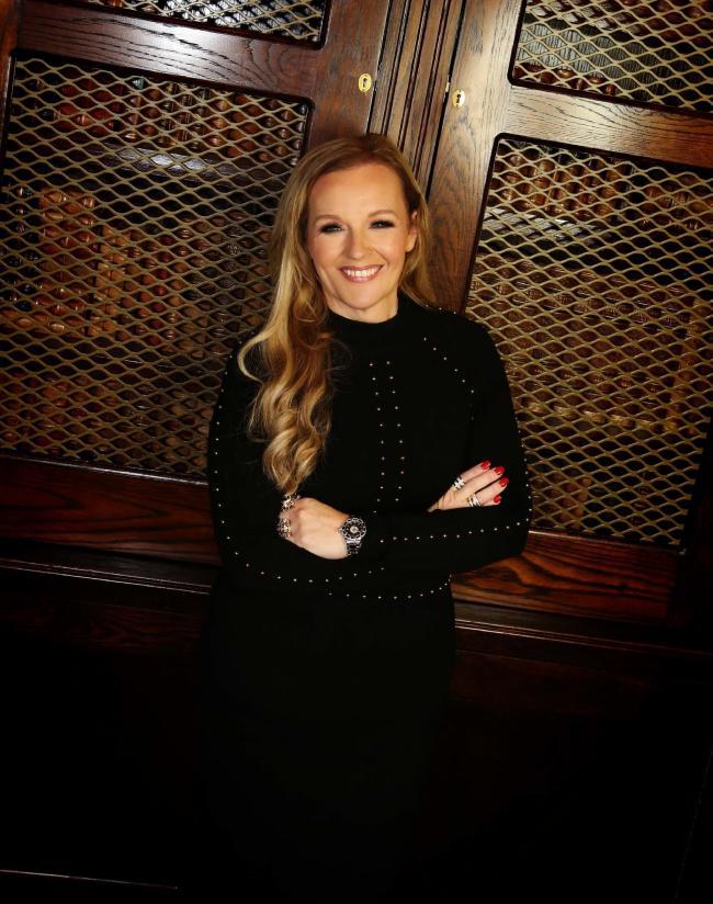 Know-it Founder & CEO Lynne Darcey Quigley.