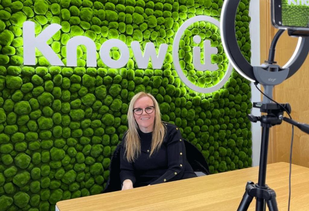 Know-it CEO & Founder Lynne Darcey Quigley