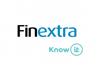 Image with Know-it logo and finextra logo