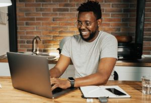 small business owner outsourcing their credit control